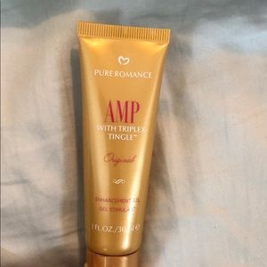 Amp - enhancement gel